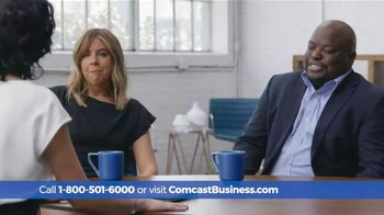 Comcast Business TV Spot, 'Cyber Attacks'