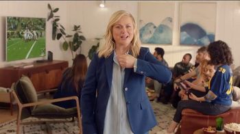 XFINITY Gig Speed Internet TV Spot, 'Game Day Live: $29.99 a Month' Featuring Amy Poehler - 45 commercial airings