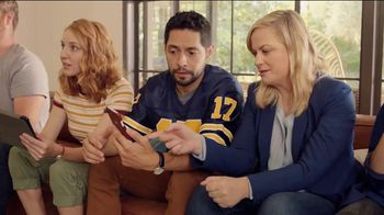 XFINITY Gig Speed Internet TV Spot, 'Fan Favorite Venue: $29.99 a Month' Featuring Amy Poehler - Thumbnail 6