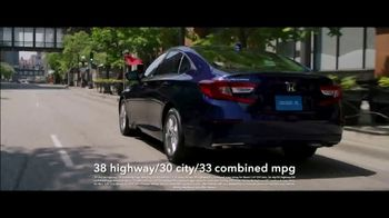 2019 Honda Accord TV Spot, 'Life Is Better: Sota' [T2] - Thumbnail 1