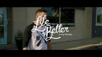 2019 Honda Accord TV Spot, 'Life Is Better: Sota' [T2] - Thumbnail 4