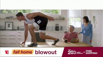 Overstock.com Fall Home Blowout Sale TV Spot, 'Table Runner' - Thumbnail 3