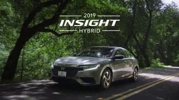 2019 Honda Insight TV Spot, 'Susan' [T2] - Thumbnail 9
