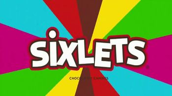 Sixlets TV Spot, 'Tasty, Fun, and Loved'