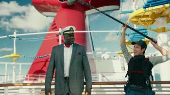 Carnival TV Spot, 'Tour Carnival Vista with New CFO Shaquille O'Neal: Cruises from $369'