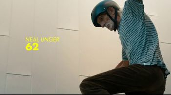 Advil TV Spot, 'Power Over Pain' Featuring Neal Unger
