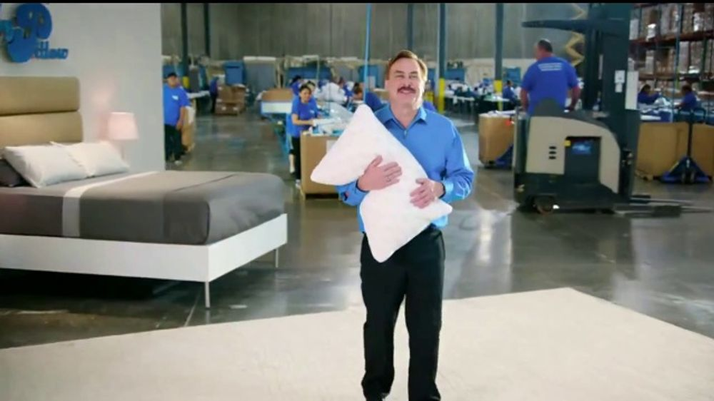 My Pillow Premium TV Commercial, 'Your Support: BOGO'