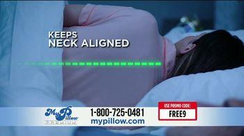 My Pillow Premium TV Spot, 'Your Support: BOGO' - Thumbnail 7
