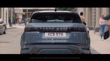 2020 Range Rover Evoque TV Spot, 'ClearSight Rear-View Mirror' [T2] - Thumbnail 1