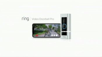 Ring Video Doorbell Pro TV Spot, 'Tough on Crime' - Thumbnail 8