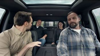 2019 Chevrolet Silverado TV Spot, 'Invisible Trailer' [T2]