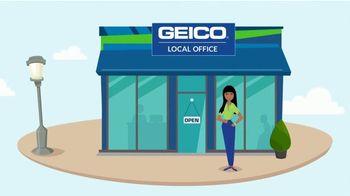 GEICO TV Spot, 'Local Office' - Thumbnail 4