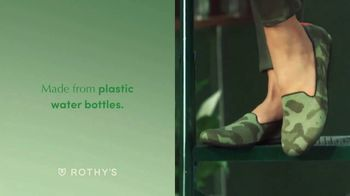 Rothy's TV Spot, 'Style Meets Sustainability' Song by Luc