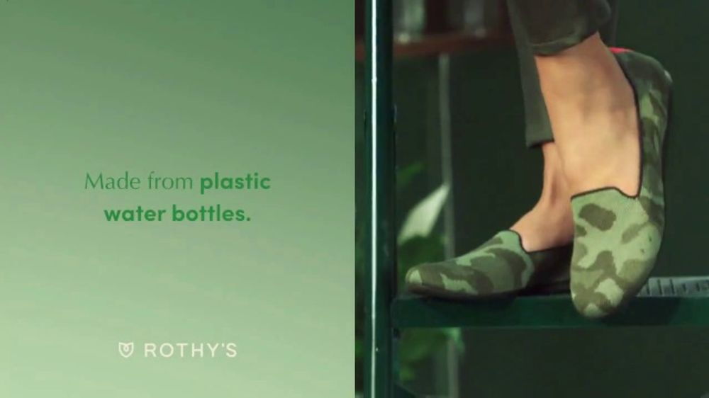 Rothy's TV Commercial, 'Style Meets Sustainability' Song by Luc