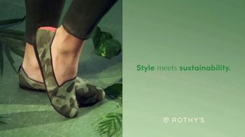 Rothy's TV Spot, 'Style Meets Sustainability' Song by Luc - Thumbnail 8