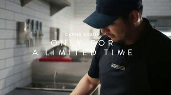 Chipotle Mexican Grill TV Spot, 'Ignacio: Carne Asada' - Thumbnail 10
