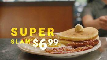 Denny's Super Slam TV Spot, 'It's Back' - Thumbnail 9