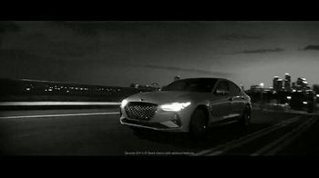 2019 Genesis G70 TV Spot, 'Never Quit: Lipstick Gypsy' Song by Foxes [T2] - Thumbnail 3
