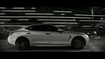 2019 Genesis G70 TV Spot, 'Never Quit: Lipstick Gypsy' Song by Foxes [T2] - Thumbnail 4