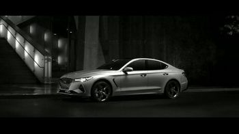 2019 Genesis G70 TV Spot, 'Never Quit: Lipstick Gypsy' Song by Foxes [T2]