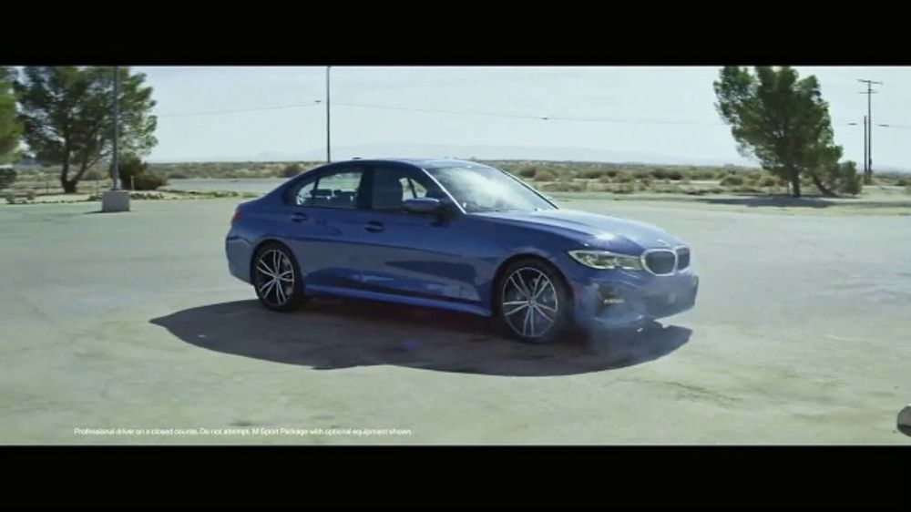 Bmw Commercial Song >> 2019 Bmw 3 Series Tv Commercial Technology Song By Dennis Lloyd T1 Video