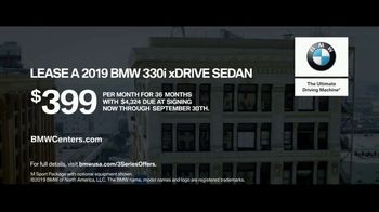 2019 BMW 3 Series TV Spot, 'Technology' Song by Dennis Lloyd [T1] - Thumbnail 6