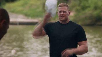 American Family Insurance TV Spot, 'Clean Dreaming' Featuring J.J. Watt - Thumbnail 6