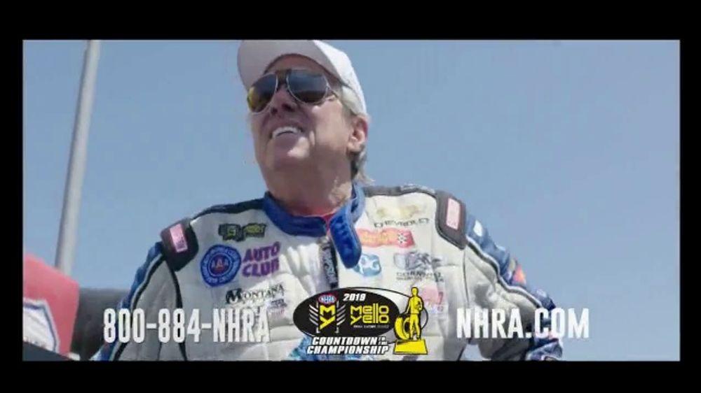NHRA Mello Yello TV Commercial, 'Auto Club Finals'