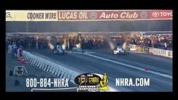 NHRA Mello Yello TV Spot, 'Auto Club Finals' - Thumbnail 1