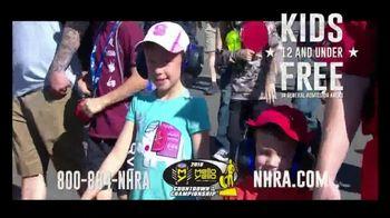 NHRA Mello Yello TV Spot, 'Auto Club Finals' - Thumbnail 8