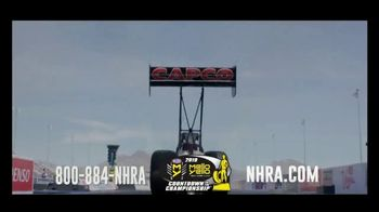NHRA Mello Yello TV Spot, 'Auto Club Finals' - Thumbnail 3
