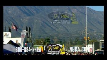 NHRA Mello Yello TV Spot, 'Auto Club Finals' - Thumbnail 6