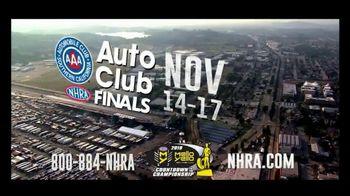 NHRA Mello Yello TV Spot, 'Auto Club Finals' - Thumbnail 7