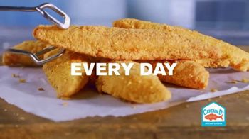 Captain D's Ultimate Fish Fry TV Spot, 'Every Day' - Thumbnail 3