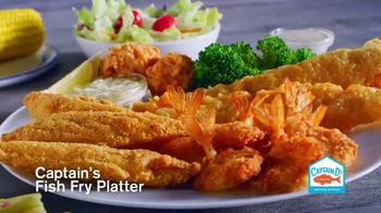 Captain D's Ultimate Fish Fry TV Spot, 'Every Day' - Thumbnail 4