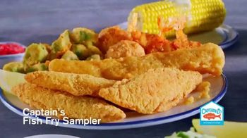 Captain D's Ultimate Fish Fry TV Spot, 'Every Day' - Thumbnail 5