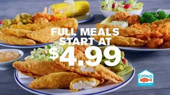 Captain D's Ultimate Fish Fry TV Spot, 'Every Day' - Thumbnail 6