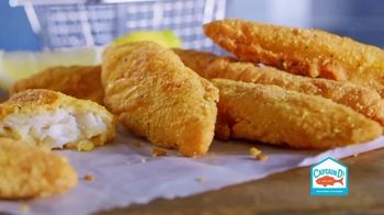 Captain D's Ultimate Fish Fry TV Spot, 'Every Day' - Thumbnail 7