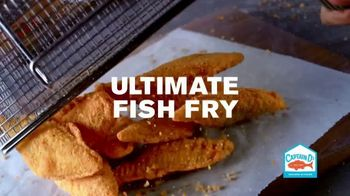Captain D's Ultimate Fish Fry TV Spot, 'Every Day'