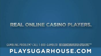 SugarHouse TV Spot, 'One-Time Wagering' - Thumbnail 1