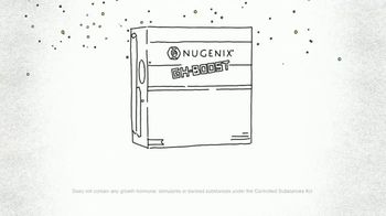 Nugenix GH-Boost TV Spot, 'From the Time You're Born' - Thumbnail 5