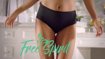 Free Spirit TV Spot, 'Life's Little Leaks' - Thumbnail 2