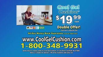 Cool Gel Cushion TV Spot, 'Lower Back Pain' - Thumbnail 10