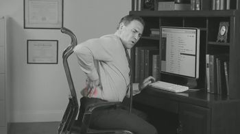 Cool Gel Cushion TV Spot, 'Lower Back Pain' - Thumbnail 2