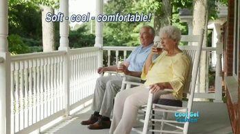 Cool Gel Cushion TV Spot, 'Lower Back Pain'