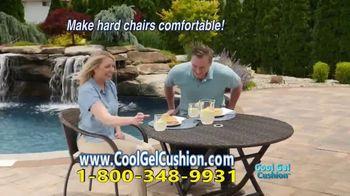 Cool Gel Cushion TV Spot, 'Lower Back Pain' - Thumbnail 6