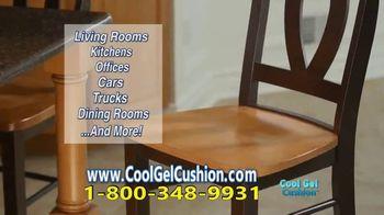 Cool Gel Cushion TV Spot, 'Lower Back Pain' - Thumbnail 7