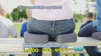 Cool Gel Cushion TV Spot, 'Lower Back Pain' - Thumbnail 8