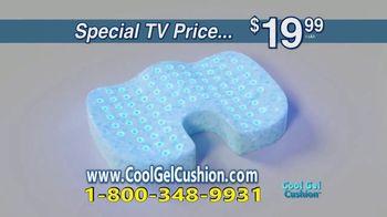 Cool Gel Cushion TV Spot, 'Lower Back Pain' - Thumbnail 9