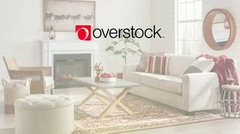 Overstock.com Fall Home Blowout TV Spot, 'Cozy Up to Savings' - Thumbnail 1